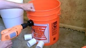 5 gallon bucket ac air conditioner step