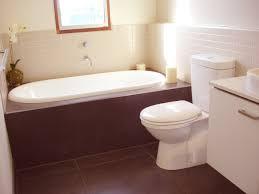 Bathroom Furniture Deep Soaking Bathtub With Elegant Oval Recdessed Design  Bathtubs For Moden Small Bathrooms Design