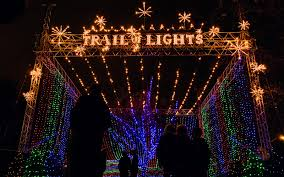 Zilker Park Christmas Lights The Austin Trail Of Lights Is A Holiday Wonderland With Over