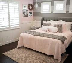 pink grey bedroom and bedrooms n for design 19