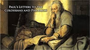 philemon and colossians