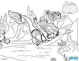 Small Picture Lumina princess mermaid coloring pages Hellokidscom
