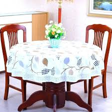 navy blue table covers cloths glamorous round