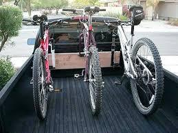 Diy Truck Bed Bike Rack Pickup Truck Bike Rack For Bed Homemade Diy ...