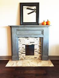 diy faux fireplace mantel with plans 1 faux fireplace mantel part one
