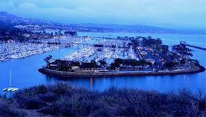 Dana Point Harbor At Sunset Picture Of Chart House Dana