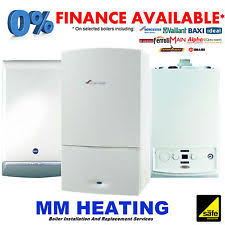 baxi gas combi boilers baxi duotec 24he combi boiler fitting only system heat only