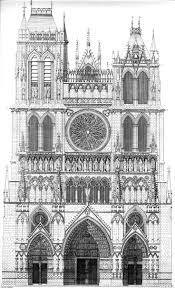 Soissons Cathedral Subsidiary Page To Germans In FranceCathedral Floor Plans