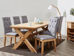 grey hardwood dining table 50 off fantastic dining sets quality hardwood timber