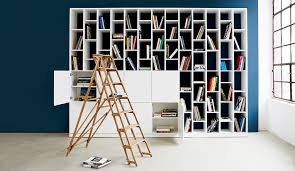 pieces of furniture with many shelves. Shelving System On Pieces Of Furniture With Many Shelves
