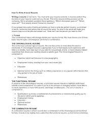 Perfect Resume Builder – Foodcity.me