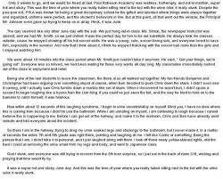 perfect sat essay examples good narrative essay resume de gargantua resume models for it