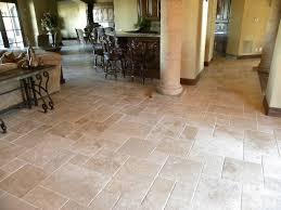 english walnut brushed and chiseled french pattern travertine tile