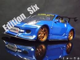 nissan 350z modified blue. image is loading custommodified124nissan350znismorsr nissan 350z modified blue