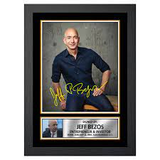 Jeff Bezos - Famous Businessmen ...