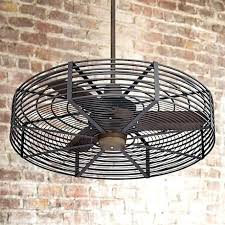 flush mount caged ceiling fan. Caged Ceiling Fan Vintage Bronze Black Cage Ceilings And Fans Small With Light . Flush Mount G