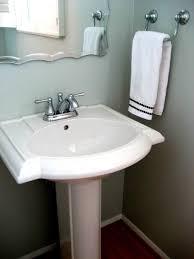 bathroom pedestal sink. Corner Small Pedestal Sink Bathroom N