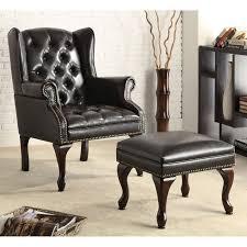 coaster furniture clearlake wingback accent chair 900262 coasterfurniture