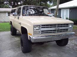 For Sale: 1987 Chevy 4x4 Custom Deluxe   Classic Parts Talk