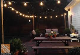 How To Hang String Lights In Backyard Without Trees New How To Hang String Lights In Backyard Without Trees Find Home