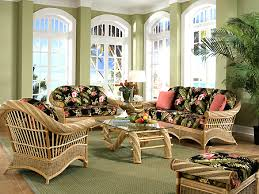 sunroom furniture set. Interior And Home: Remarkable Spice Islands Wicker Rattan Furniture Island Sunroom Set From Duluthhomeloan