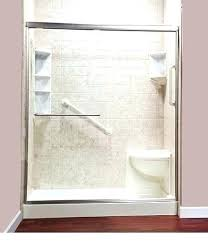 walk in shower with seat walk in showers with seat acrylic corner shower seat walk