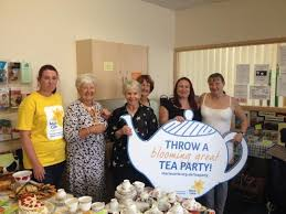 Blooming Great Tea Party raises funds for Marie Curie help in homes |  Braintree and Witham Times