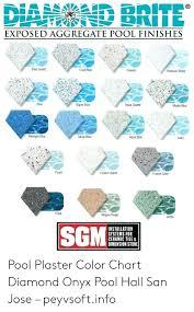 Exposed Aggregate Pool Finishes Blue Quartz Cool Blue