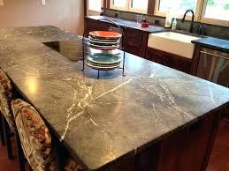 soapstone vs granite countertops found this kitchen full