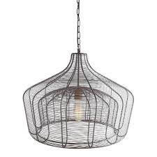 Hangout Lighting Etsy Caged Pendant Light Ciaraneault Co