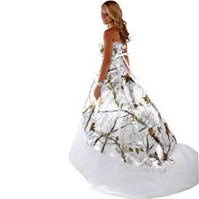 Best White Camo Wedding Dress Ideas On Pinterest Camo - Wedding ...