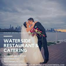 waterside restaurant and catering bridal show