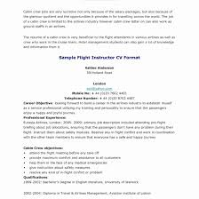 Sample Resume For Flight Attendant 12 Sample Resume For Flight Attendants Proposal Letter