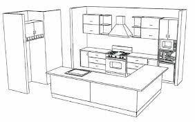 interior design sketches kitchen. Kitchen Design Sketch Interior Home Best Collection Sketches