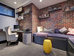 basement home office ideas. Stunning Basement Office Design Ideas With For Kids Bedroom Home