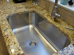 cool kitchen sink granite countertop gallery for countertops install undermount l 01a8856b4db908