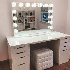 vanity table lighting. Vanity Lights Ikea Diy Mirror Ideas To Make Your Room More Beautiful Tags . Table Lighting S