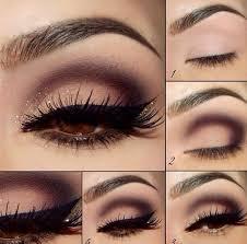 eye makeup ideas for hazel eyes step by step photo 1