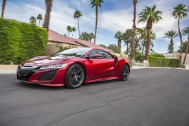 2017 Acura NSX Expected To Receive Type R And Roadster Versions