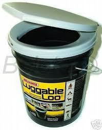 portable toilet bucket find