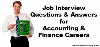 Accounting Interview Questions Job Interview Questions and Answers for Accounting and Finance 25