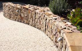 Small Picture How To Use Gabion Baskets Walls and Fences In The Garden