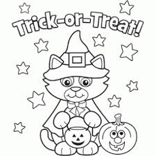 Small Picture Halloween Coloring Pages Crafts Coloring Pages
