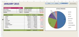 Simple Family Budget Template Excel 10 Free Household Budget