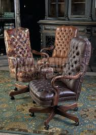 tufted leather executive office chair. Tufted Leather Office Chair Endearing Executive With Contemporary Photo On Burgundy . E