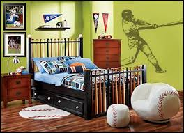 Exceptional Sports Themed Bedroom Decor 11