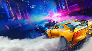Need For Speed Heat Cars Drifting 4k Wallpaper 3489