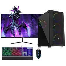 Dragos DRx585 Ryzen 5 3500x 8GB Ram 480GB Ssd 4GB RX560 23.8'' Mon. Oyun  Bilgisayarı : Atom Bilişim