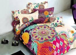 112 best Beddinginn Reviews images on Pinterest | Bed rooms ... & Best Seller European Style Colorful Big Flowers Printing 4-Piece Duvet  Cover Sets #beddinginn Adamdwight.com