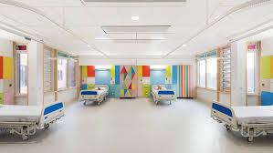 Children S Interior Design Morag Myerscough Brightens The Wards Of Sheffield Childrens